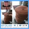 Pantalla de acoplamiento hecha punto cobre de alambre para el filtro