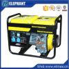 Малошумная цена по прейскуранту завода-изготовителя генератора 3.5kw 4.4kVA портативная тепловозная