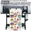 Vinilo fácil imprimible de la PU del Weeding del Eco-Solvente