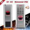 Sf2는 IP 66 지문 독립 접근 제한을 방수 처리한다