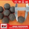 125mm B3粉砕媒体の鋼球