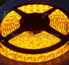 LEDのストリップの薄黄色かこはく色カラー