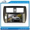 トヨタ新しいPrado (E-2009)のereoのSalar A8のヘッドホーンのためのSt8インチのタッチ画面車のDVDプレイヤー