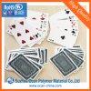 Mate / brillante de color blanco opaco Hoja de PVC rígido para la tarjeta que juega, hoja para imprimir PVC blanco de la tarjeta que juega