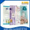 Крен и мешок пленки упаковочного материала 9 Wipes печати цвета влажные