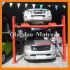 Столба системы 4 стоянкы автомобилей слоя полов колонок 2 CE 4 подъем стоянкы автомобилей ровного гидровлического миниый