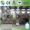 Fregado de las botellas automático de 5 galones del SGS y máquina de rellenar