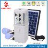 Éclairage LED multifonctionnel de système solaire