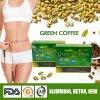 熱い販売および良質の細い緑のコーヒー