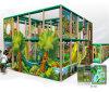 Parque de Diversões alegrar grandes temáticas na selva playground coberto