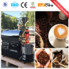 Tostador de café caliente de la máquina de la asación del grano de café de la venta 2017