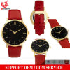 Yxl-365 nuevo estilo de moda reloj de cuarzo de nylon reloj de pulsera Mens Ladies Sport Vogue de cuero casual relojes