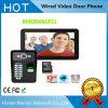 scheda Rainproof di visione notturna 8g TF del citofono di Doorphone del video a colori di 9inch 900tvl
