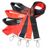 Promoção Custom Printed Neck Polyester Nylon Ribbon