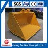 Cubeta da rocha da limpeza para peças sobresselentes da maquinaria de construção de KOMATSU do gato
