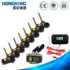 Mercato degli accessori TPMS del camion della visualizzazione di OLED con il sensore interno della gomma per il camion, camion, Autotruck