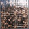 Mosaico nero di Goldstar di colore