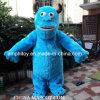 Sully o traje da mascote dos desenhos animados