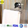 Anillos de toalla del estante del sostenedor del cuarto de baño de la taza de la succión de la patente