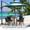 Vector y sillas aluminizados molde de Gerdan de la playa del mar/del metal del parque