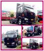 Roda Faw 10 420 CV cabeça do trator para serviço pesado com o processamento