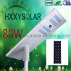 Im Freien 80W integriertes Solar-LED Straßenlaterne