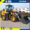Material de construcción del cargador de la rueda de Xd930f