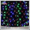 Luz impermeável da corda do diodo emissor de luz da decoração ao ar livre feericamente do Natal do Xmas do partido