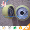 産業頑丈な耐久力のあるPUのゴム製トロリー車輪