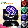 RGBW zoom 36 * 10W LED 4 In1 cabeza móvil con Wash