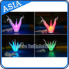 Kleur Changing LED Light Inflatable Decoration met Afstandsbediening
