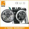 E-MARK를 가진 3/4의 5.75inch Harley LED 헤드라이트가 검정에 의하여 또는 5 크롬 도금을 한다