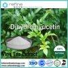 Poudre Dihydromyricetin, extrait de thé de vigne, 50 %, 80 %, 90 %, 98 % (HPLC) Protéger la santé du foie, 100% naturel