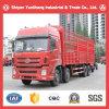 carros del cargo de la estaca de 25t 8X4/carro del camión de la caja del cargo