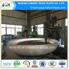 Monture inférieur principale elliptique de polissage pour des réservoirs d'eau