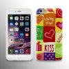 Изготовленный на заказ случай iPhone 6 с случаем сотового телефона картины передвижным