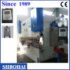 Машинное оборудование качества тавра  Bohai , гидровлическая гибочная машина плиты, гибочное устройство металла Steet