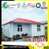 Casa prefabricada instalada fácil para vivir