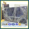 De opgepoetste Blauwe Plak van het Graniet voor Decoratie/Countertop (yqz-GS1027)