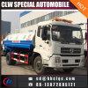 Dongfeng 8mt 10mt水公衆衛生のトラック水貨物自動車の配達用トラック