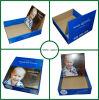 Les fabricants de boîtes de papier Kraft Présentoir (forêt de l'emballage 016)