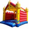 Casa inflável do salto, castelo de salto inflável, castelo Bouncy de salto