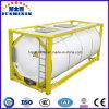Norma ISO de aço carbono 20FT e 40FT Recipiente do depósito de Gás