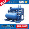 Planta ahorro de energía de la máquina del fabricante de hielo del tubo para África