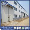 Fabbrica classica della costruzione della struttura d'acciaio della Cina con il baldacchino della pioggia