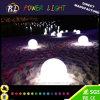 옥외 수영풀 방수 RGB 플라스틱 LED 라운드 볼