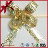 Metallisches Fertigkeit-Goldstrenger Qualitätskontrolle-Basisrecheneinheits-Zug-Bogen