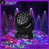 19X15W DMXのビームSharpy LEDの移動ヘッド蜂の目ライト