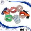 Sellado personalizado de alta adherencia cinta Crystal Clear BOPP