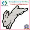 Correção de programa 100% da tela do revestimento protetor do ferro do projeto do coelho bordado